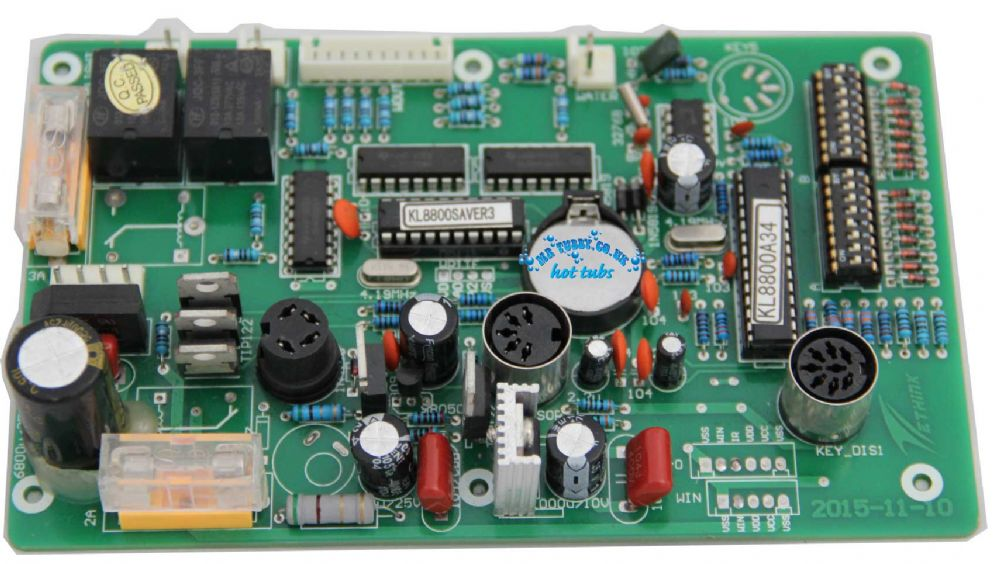 Ethink KL8800 Chinese Processor Board PCB